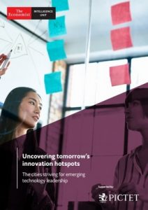 The Economist (Intelligence Unit) – Uncovering tomorrow's innovation hotspots (2019) [PDF]