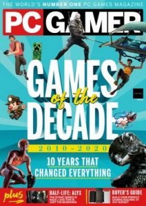 PC Gamer UK – February, 2020 [PDF]