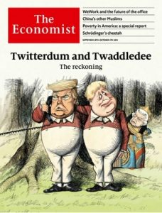 The Economist 26 September – 04 October, 2019 [PDF]
