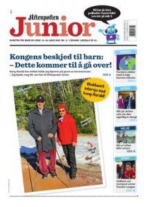 Aftenposten Junior – 20 Mars, 2020 [PDF]