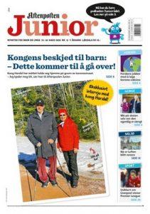 Aftenposten Junior – 24 Mars, 2020 [PDF]