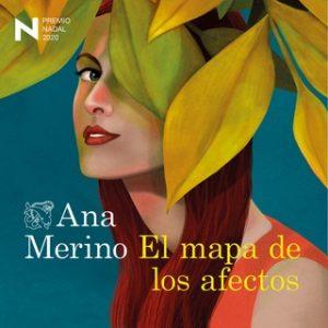 El mapa de los afectos – Ana Merino [Narrado por Neus Sendra] [Audiolibro] [Español]