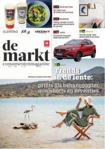 Gazet van Antwerpen De Markt – 21 maart, 2020 [PDF]