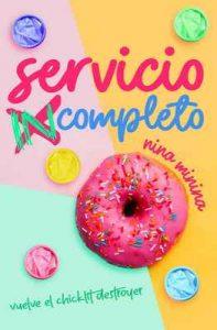 Servicio incompleto – Nina Minina [ePub & Kindle]