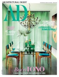 Architectural Digest – Abril, 2020 [PDF]
