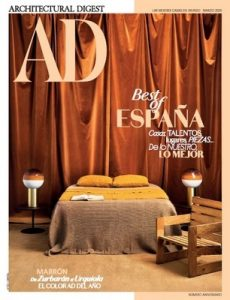 Architectural Digest – Marzo, 2020 [PDF]