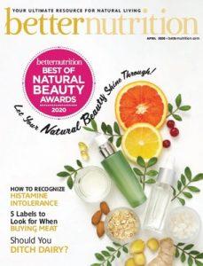 Better Nutrition – April, 2020 [PDF]