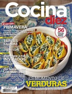 Cocina Diez España – Abril, 2020 [PDF]
