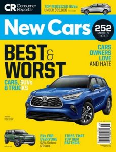 Consumer Reports New Cars – May, 2020 [PDF]