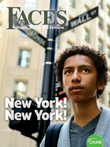 Faces – April, 2020 [PDF]