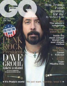 GQ British – June, 2018 [PDF]