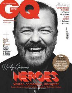 GQ British – June, 2019 [PDF]