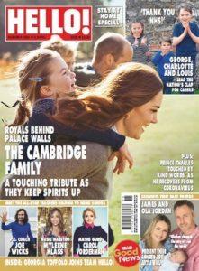 Hello! Magazine UK – 06 April, 2020 [PDF]