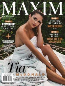 Maxim New Zealand – April, 2020 [PDF]