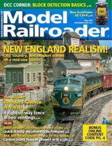 Model Railroader – May, 2020 [PDF]