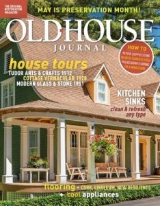 Old House Journal – May, 2020 [PDF]