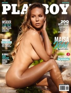 Playboy South Africa – April, 2020 [PDF]
