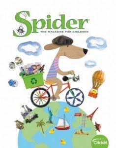 Spider – April, 2020 [PDF]