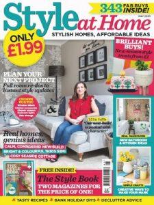 Style at Home UK – May, 2020 [PDF]