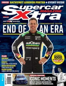 Supercar Xtra Magazine Australia Issue 107, 2019 [PDF]