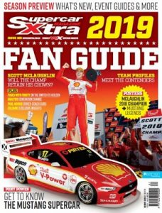 Supercar Xtra Magazine Australia Issue 109, 2019 [PDF]