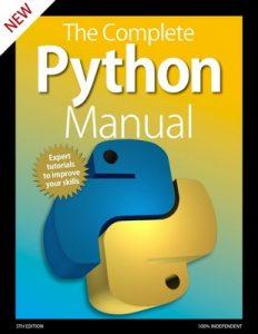 The Complete Python Manual (5th Edition) – April, 2020 [PDF] [English]