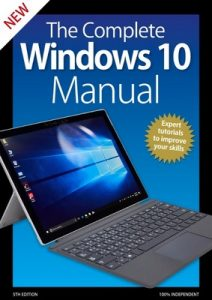 The Complete Windows 10 Manual (5th Edition) – April, 2020 [PDF] [English]