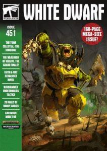 White Dwarf – Issue 451, 2020 [PDF]