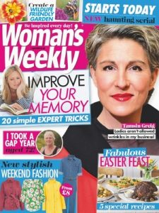 Woman's Weekly UK – 07 April, 2020 [PDF]