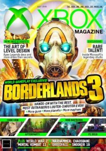 Xbox: The Official Magazine Issue 178 – July, 2019 [PDF]