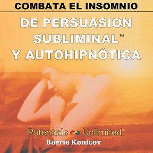 Combata El Insomnio – Barrie Konicov [Narrado por Jorge Garcia] [Audiolibro] [Español]