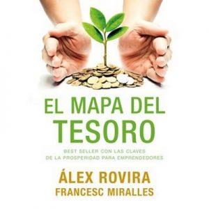 El mapa del tesoro – Álex Rovira, Francesc Miralles [Narrado por Jordi Varela] [Audiolibro] [Español]