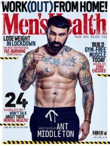 Men's Health UK – June, 2020 [PDF]