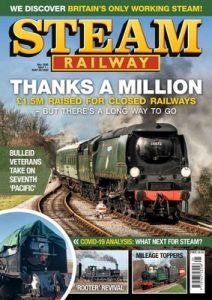 Steam Railway Issue 505 – 1 May, 2020 [PDF]