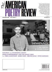 The American Poetry Review – May-June, 2020 [PDF]