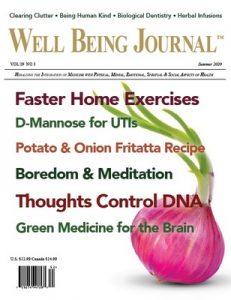 Well Being Journal – Summer, 2020 [PDF]