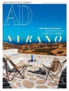 AD Architectural Digest España – Julio-Agosto, 2020 [PDF]