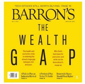 Barron's Magazine – June 22, 2020 [PDF]