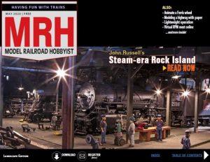 Model Railroad Hobbyist – May, 2020 [PDF]