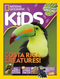 National Geographic Kids Australia Issue 58 – March, 2020 [PDF]