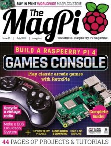 The MagPi – July, 2020 [PDF]
