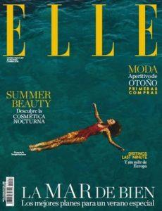 Elle España – Agosto, 2020 [PDF]