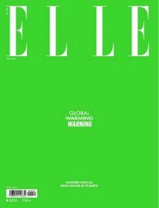 Elle México – Abril, 2020 [PDF]