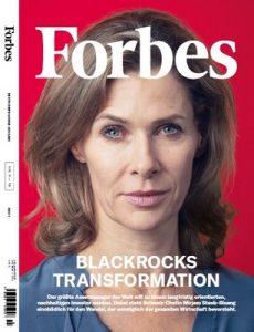 Forbes Germany – Dezember, 2019 [PDF]