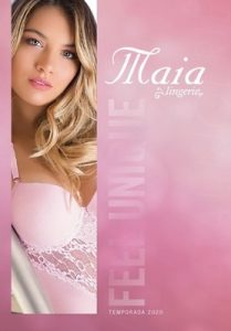 Maia – Lingerie Spring Summer Collection Catalog, 2020 [PDF]