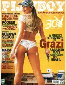 Playboy Brazil – Agosto, 2005 [PDF]