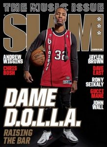 Slam Magazine – March, 2017 [PDF]