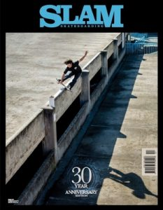 Slam Skateboarding – Issue 221, Summer 2018-2019 [PDF]