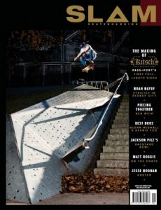 Slam Skateboarding – October, 2019 [PDF]