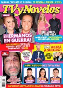 TVyNovelas México – 6 Julio, 2020 [PDF]
